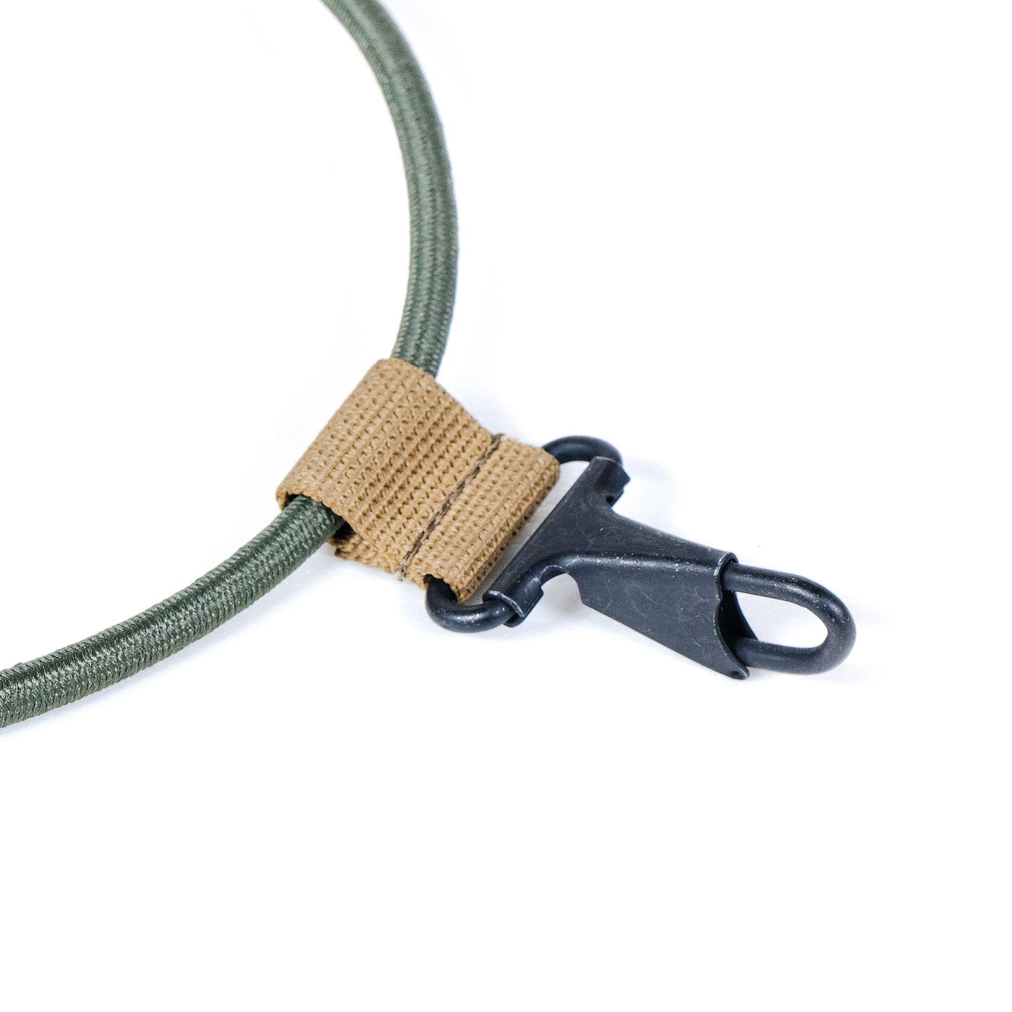 Ремень тактический одно-точечный с резиновым жгутом Стич Профи