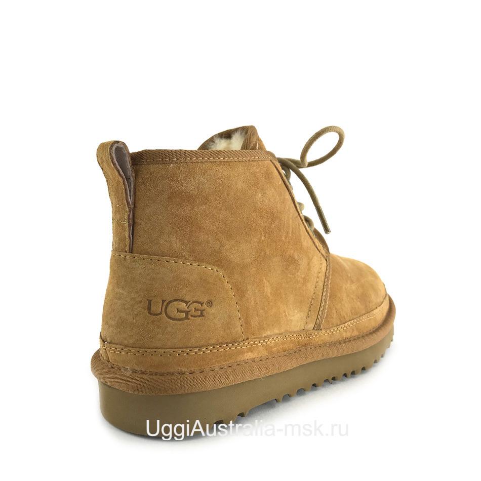 UGG Womens Neumel Chestnut
