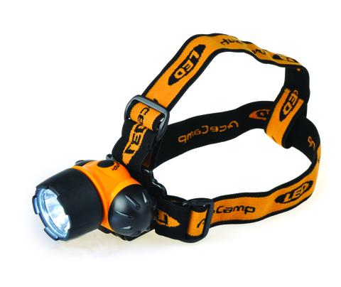 Налобный фонарь AceCamp 1W LED Headlamp