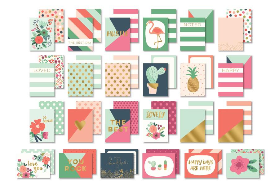 Журнальные карточки для Project Life из коллекции