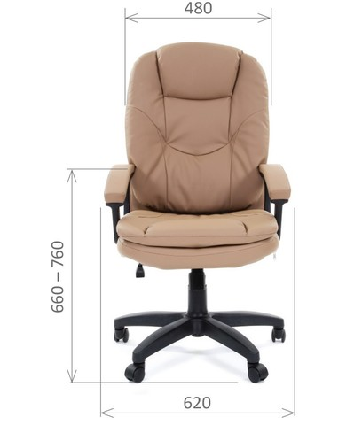 СН-668LT Кресло руководителя (CHAIRMAN )