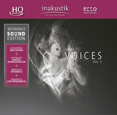 Inakustik CD, Great Voices Vol. II, 0167502