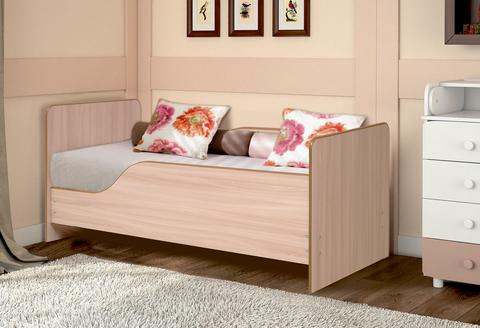Кровать детская с бортом