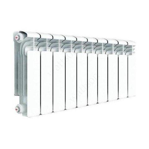 Радиатор алюминиевый Alum 350 10 секций