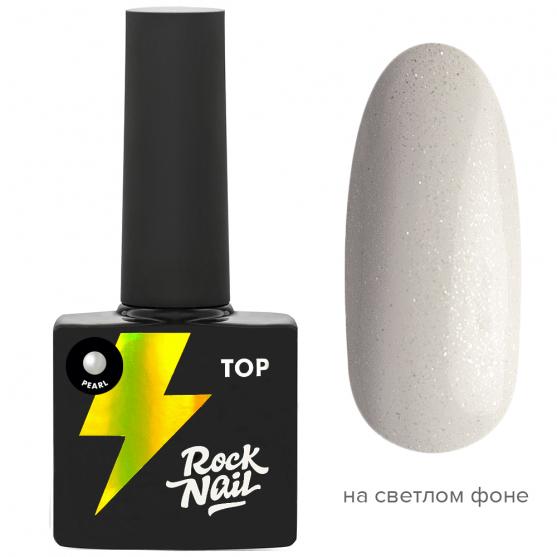 Топ RockNail Top Pearl 10мл