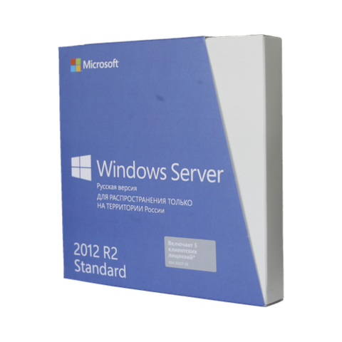 Microsoft Windows Server 2012 R2 Standard (x64) RU OEM
