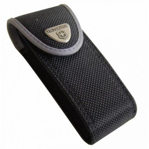 Чехол Victorinox 4.0547.3, черный, нейлоновый (для ножей длиной 111мм)