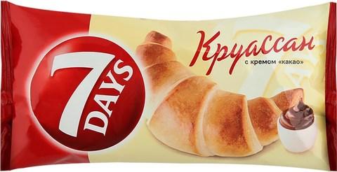 "Круассан ""7days"" какао 65г"