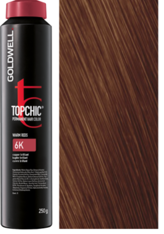 Topchic 6K медный бриллиант TC 250ml