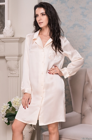 Рубашка Mia-Amore 3357 JACKLIN (100% шелк)