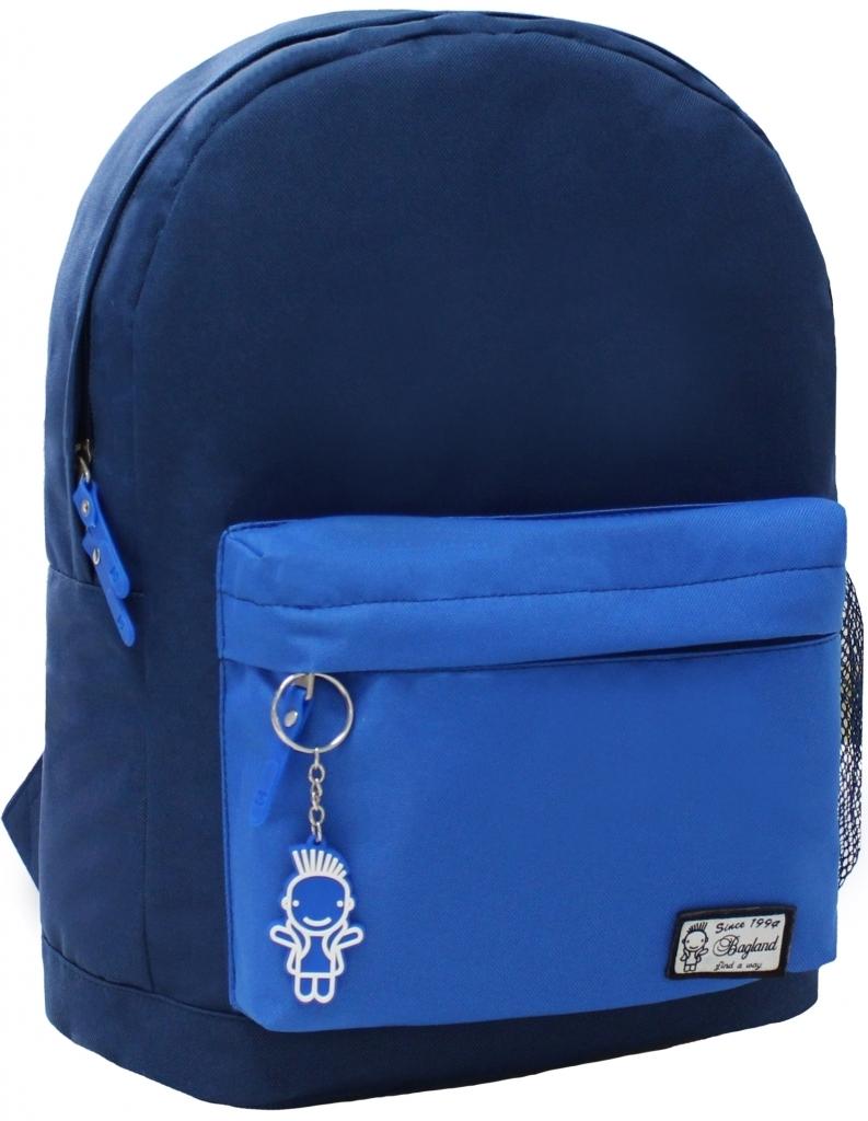 Городские рюкзаки Рюкзак Bagland Молодежный W/R 17 л. Синий / голубой (00533662) 2301a7bdda1dd4a4b0767fdbdfe911ce.JPG