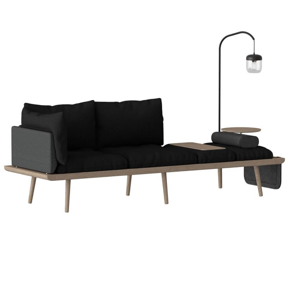 Диван 3-местный Lounge Around - вид 3
