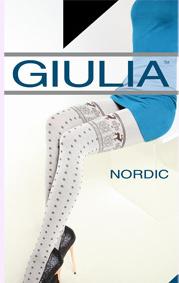 Колготки Giulia Nordic 18
