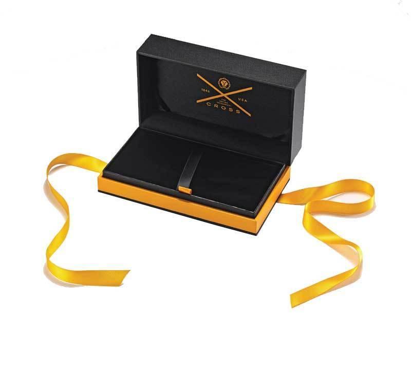 Cross Century II - Black lacquer, ручка-роллер, M