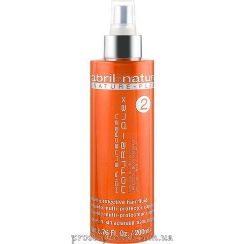 Abril et Nature Nature-Plex Hair Sunscreen Fluid 2 – Двухфазный спрей для тонких и натуральных волос