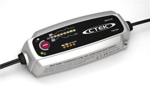 Зарядное устройство СТЕК для 12В АКБ (8 этапов, 1,2‐160Aч) MXS 5.0