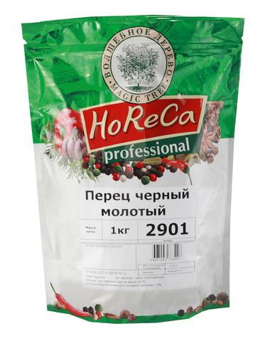 Перец черный молотый ВД HORECA в ДОЙ-паке 1кг