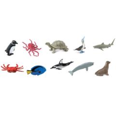 Набор фигурок Обитатели Тихого океана, Safari Ltd.