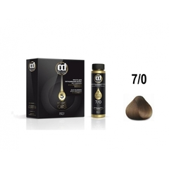 Constant Delight, Масло для окрашивания волос Olio Colorante 7.0, 50 мл