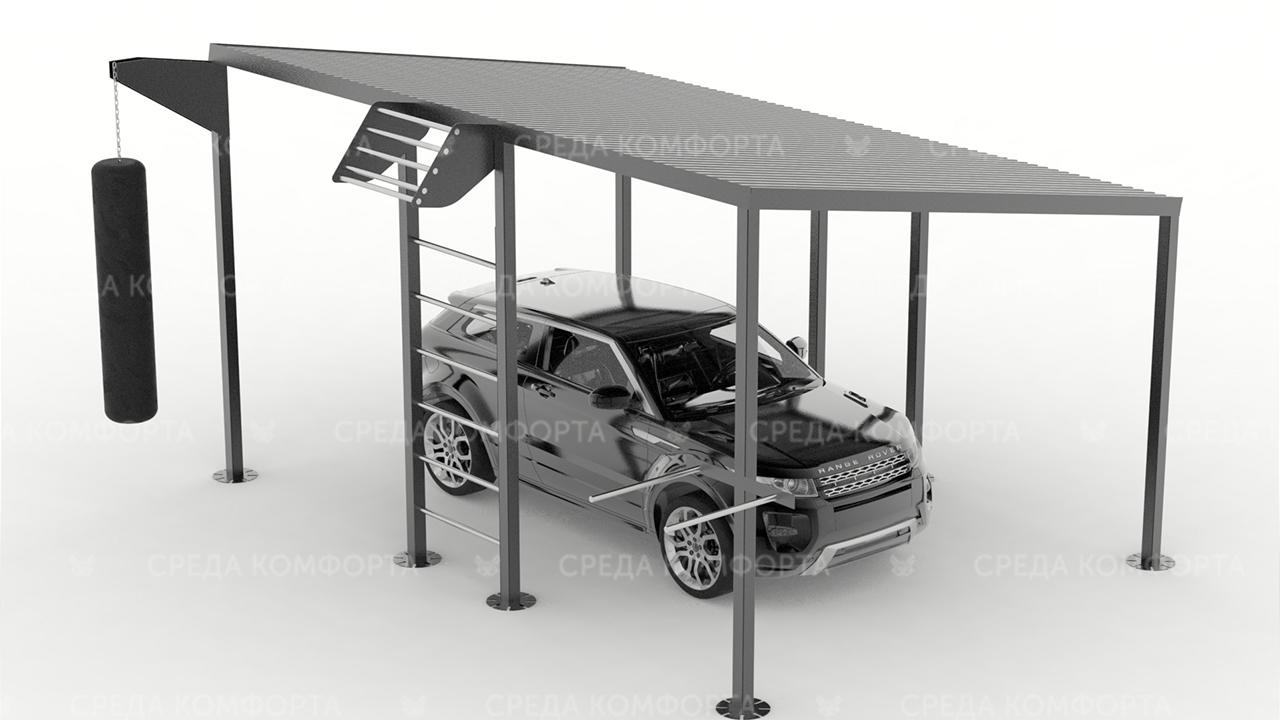Навес для автомобиля AVNVS0073