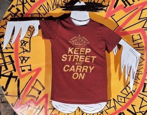 "Футболка BidloBikes ""Keep Street"""
