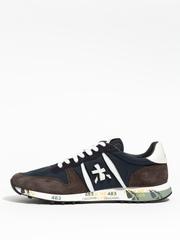 Комбинированные кроссовки Premiata Eric 5175
