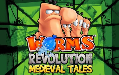 Worms Revolution - Medieval Tales DLC (для ПК, цифровой ключ)