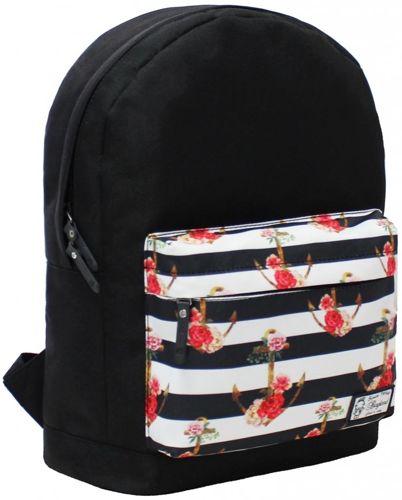 Городские рюкзаки Рюкзак Bagland Молодежный W/R 17 л. чорний 73 (00533662) 4042483f5c2c4015e2a6abd47aa76b6f.JPG