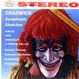 Howard Hanson, Eastman-Rochester Symphony Orchestra / Chadwick: Symphonic Sketches (LP)