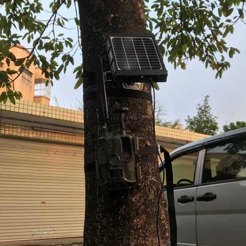 Солнечная панель на 8000 мА/Н к фотоловушкам