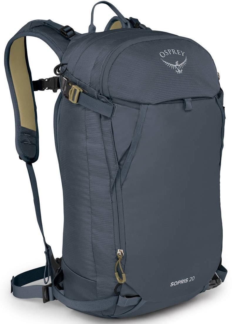 Рюкзаки для сноуборда Рюкзак Osprey Sopris 20 Tungsten Grey Sorpis_20_F20_side_tungstengrey_web.jpg