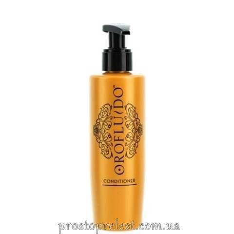 Orofluido Conditioner - Кондиционер для шелковистости и блеска волос
