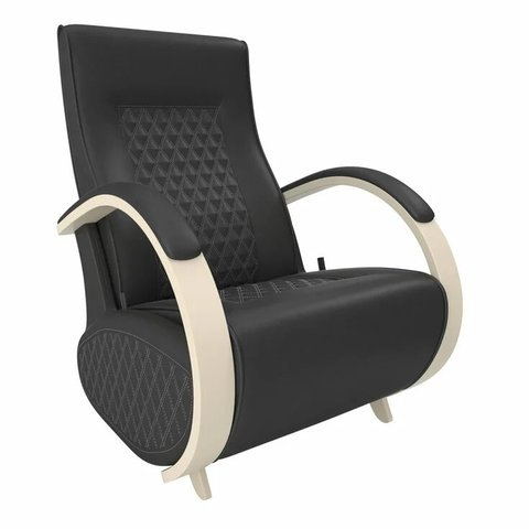 Кресло-глайдер Balance Balance-3 с накладками, дуб шампань/Dundi 109, 014.003
