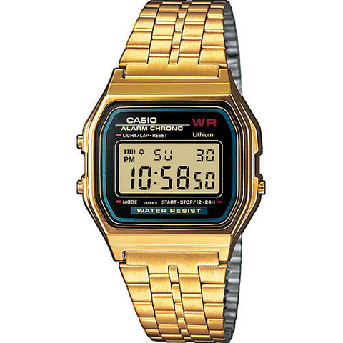 Наручные часы CASIO A-159WGEA-1E