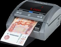 Детектор валют ДОРС-200 автоматический, российские рубли