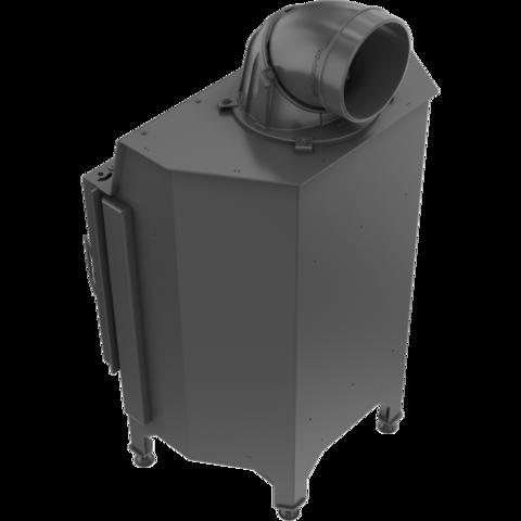 Каминная топка Kratki NADIA/10 (10 кВт)