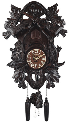 Часы с кукушкой Columbus СQ-017