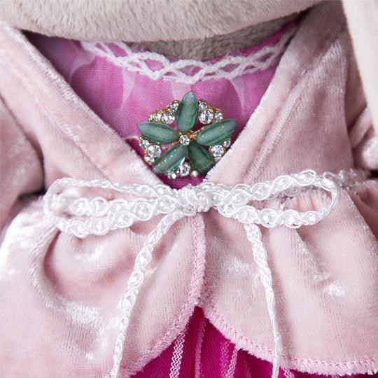 Зайка Ми барышня в карамельно-розовом