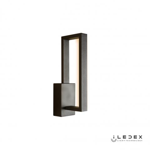 Настенный светильник iLedex Edge X050106 BK