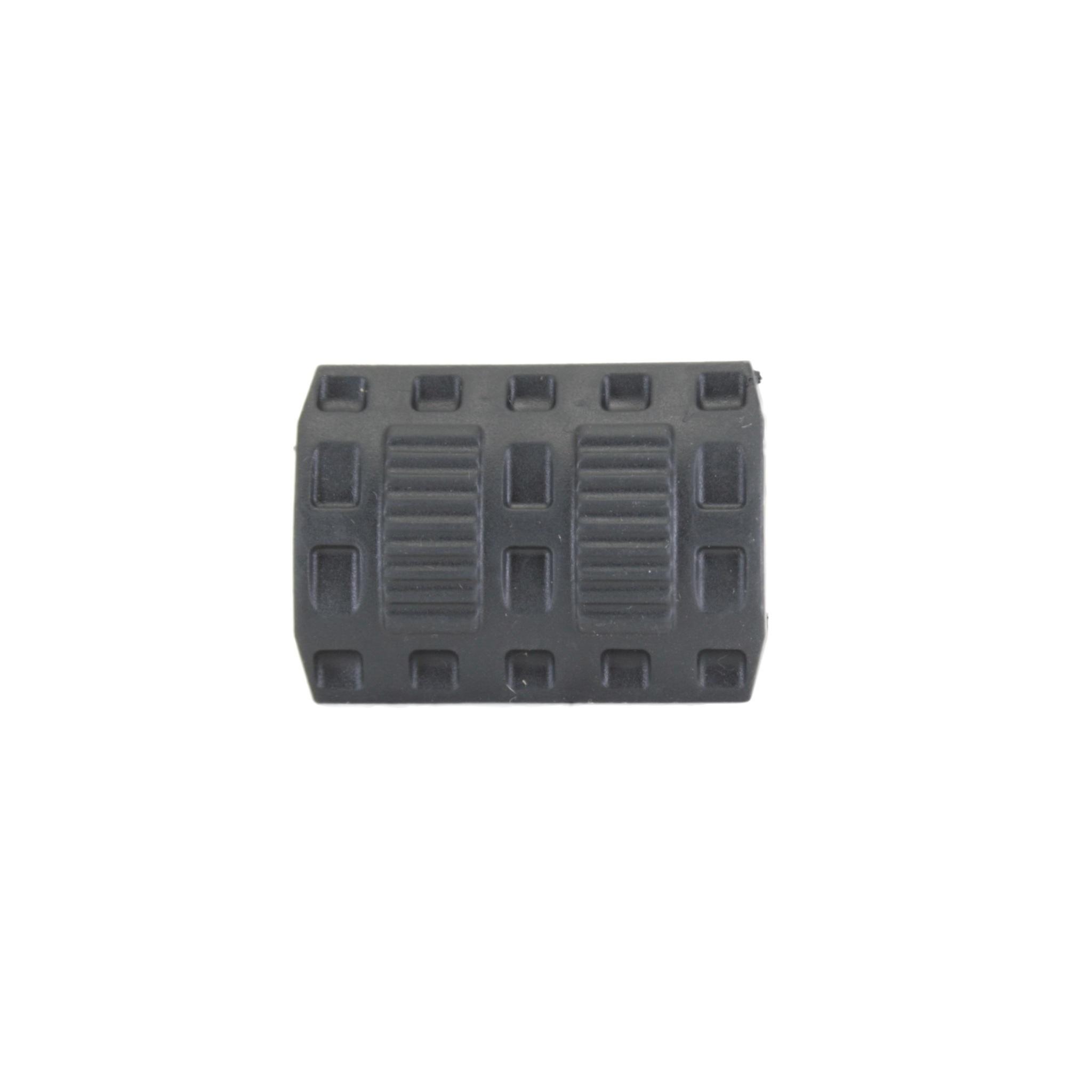 Накладка на планку Пикатинни 5 см, DLG Tactical - черный цвет