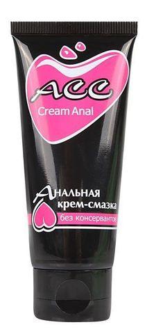 Анальная крем-смазка Creamanal АСС - 50 мл.