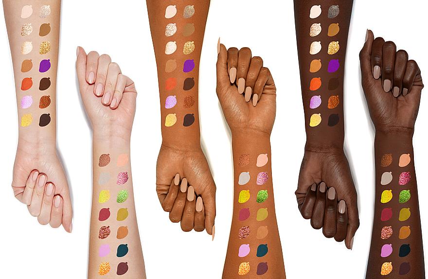 AL.RUTKOVSKIY Cosmetics Mango Indian King Eyeshadow Palette