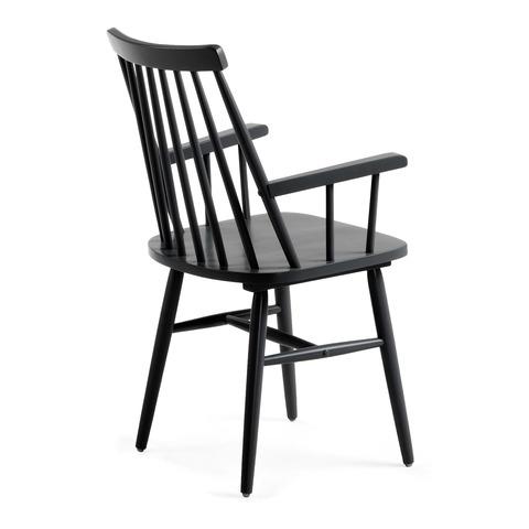 Кресло Kristie черное