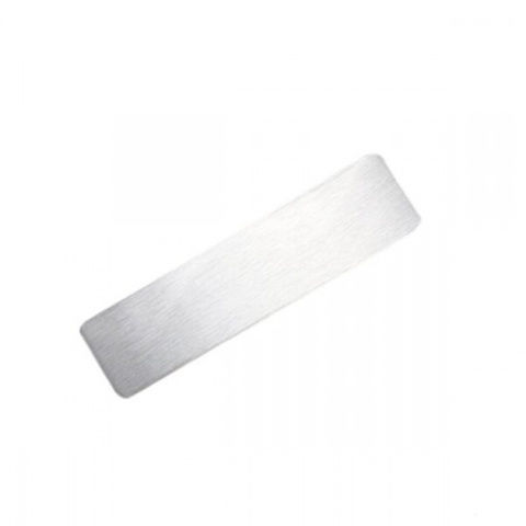 Металлическая пилка-основа малый прямоугольник