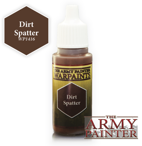 War Paints: Dirt Spatter