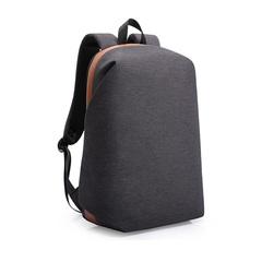 Рюкзак плоский для ноутбука 15,6 KAKA 17007 чёрный