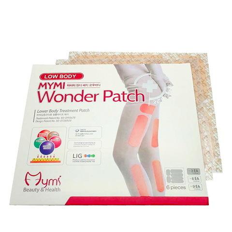 Пластырь для похудения, Mymi Wonder Patch, low body