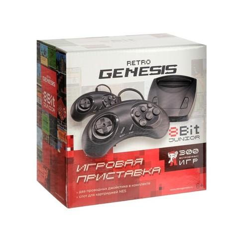 Игровая консоль Retro Genesis 8 Bit Junior