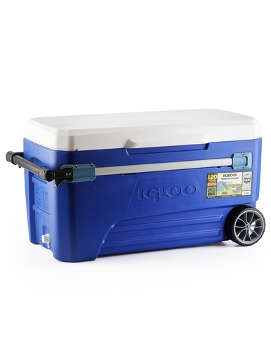 Изотермический контейнер (термобокс) Igloo Glide 110 (104 л.), синий