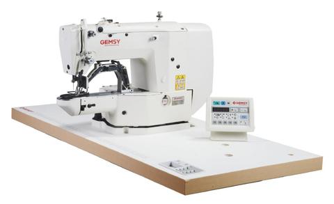 Закрепочная промышленная швейная машина Gemsy GEM 1900 B-JH   Soliy.com.ua